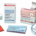 กระดาษลิตมัส pH 3 -10 (เหลือง, แดง, น้ำเงิน, ม่วง, ขาว)