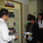คณาจารย์และคณะนักศึกษา มหาวิทยาลัยทักษิณ ได้เข้าเยี่ยมชมกิจการของบริษัทฯ