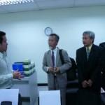 ดร.พลาเดช เฉลยกิตติ ให้เกียรตินำคณะผู้บริหารและคณบดีจาก ANDALAS UNIVERSITY ประเทศอินโดนิเซีย เข้าเยี่ยมชมบริษัทฯ