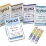 แผ่นกระดาษทดสอบความเป็นกรด-ด่างของน้ำขุ่น,น้ำมีสี (pH 1-14)