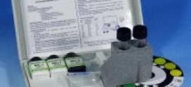 ชุดทดสอบแอมโมเนียมในน้ำ (0 – 0.50 ppm.)