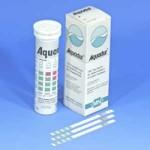 กระดาษทดสอบความกระด้างของน้ำ (54- 446 ppm.)