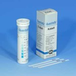 กระดาษทดสอบโคบอลท์ในน้ำ (0 -1000 ppm.)