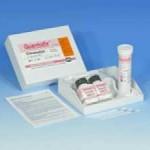 กระดาษทดสอบโครเมทในน้ำ (0 -100 ppm.)