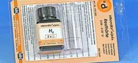 ชุดทดสอบความกระด้างคงเหลือของน้ำ (0 – 5 ppm.)