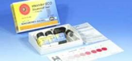 ชุดทดสอบออกซิเจนละลาย (1-10 ppm.)