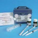 ชุดทดสอบออกซิเจนละลาย (1- 8 ppm.)