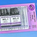 ชุดทดสอบไนเตรทในน้ำ (2- 50 ppm.)