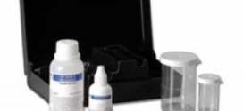 ชุดทดสอบไฮโปคลอไรท์ในน้ำ (50-150 g/L)