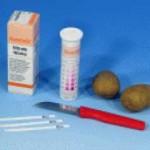กระดาษทดสอบไนเตรท – ไนไตรท์ในผักผลไม้