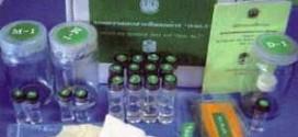 ชุดตรวจสอบสารพิษตกค้างในผักผลไม้ PR1 (กลุ่มออร์แกโนฟอสเฟต)
