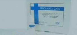 ชุดตรวจไวรัสตับอักเสบซี HCV (แบบตลับ)