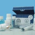 ชุดทดสอบซัลไฟด์ในน้ำ (50 -1,000 ppb.)