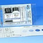 ชุดทดสอบฟอสเฟตในน้ำ (2- 20 ppm.)