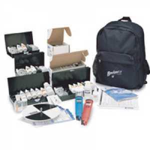 ชุดทดสอบสื่อการสอนด้านคุณภาพน้ำ (Backpack Lab Water Quality Educational Test Kit)