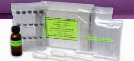 ชุดทดสอบไนโตรอิมิดาโซล (Nitroimidazole Test Kit)