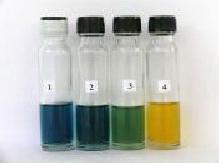 การเปลี่ยนสีของชุดตรวจสอบสแตฟฟีโลคอคคัส ออเรียส (SA-medium)