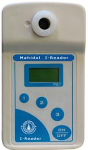 I Reader : เครื่องวัดสีอย่างง่าย วัดได้ทั้งค่าการดูดกลืนแสง และปริมาณไอโอดีน