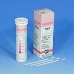 กระดาษทดสอบไนไตรท์ในน้ำยาหล่อเย็น (0 – 80 ppm.)