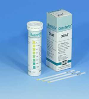 กระดาษทดสอบ Quat (0 - 1000 ppm.)