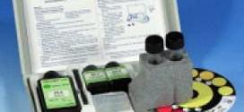 ชุดทดสอบคลอรีนอิสระและคลอรีนทั้งหมดในน้ำ (0 – 0.60 ppm.)