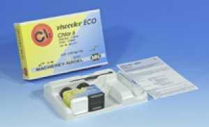 ชุดทดสอบคลอรีนอิสระและคลอรีนทั้งหมดในน้ำ (0.05 - 6.0 ppm.)