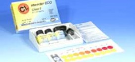 ชุดทดสอบคลอรีนอิสระในน้ำ (0.1 -2.0 ppm.)