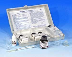 ชุดทดสอบซัลไฟต์ในน้ำ (1mark=2ppm.)