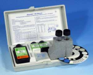 ชุดทดสอบซิลิกา - ซิลิคอนในน้ำ (0.01 - 0.30 ppm.)