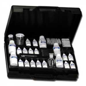 ชุดทดสอบน้ำยาหล่อเย็น 6 in1 (อัลคาลินิตี้,คลอไรด์,ออกซิเจนละลาย,ความกระด้าง,ฟอสเฟต,ซัลไฟต์)