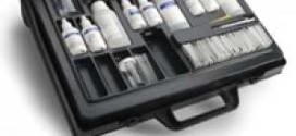ชุดทดสอบน้ำในหม้อน้ำอุตสาหกรรม (อัลคาลินิตี้,คลอไรด์,ความกระด้าง,เหล็ก,pH)
