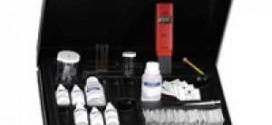 ชุดทดสอบน้ำในอุตสาหกรรมเหมืองแร่ (แอซิดิตี้, อัลคาลินิตี้, เหล็ก, pH)