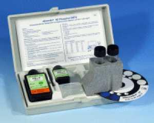 ชุดทดสอบฟอสเฟตในน้ำ (0 - 0.25 ppm.)