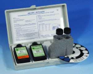 ชุดทดสอบฟอสเฟตในน้ำ (0 -1.0 ppm.)
