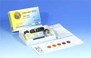 ชุดทดสอบสังกะสีในน้ำ (0 -3 ppm.)