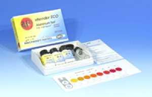 ชุดทดสอบอะลูมิเนียมในน้ำ (0 - 0.5 ppm.)