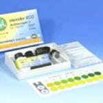 ชุดทดสอบแอมโมเนียมในน้ำ (0 – 3 ppm.)