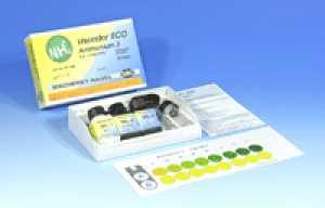 ชุดทดสอบแอมโมเนียมในน้ำ (0 - 3 ppm.)