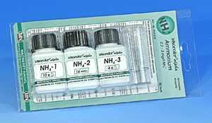 ชุดทดสอบแอมโมเนียม (0 -3 ppm.)