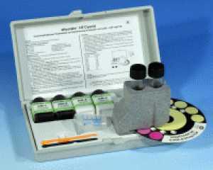 ชุดทดสอบไซยาไนด์ในน้ำ (0 - 0.04 ppm.)