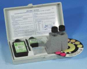ชุดทดสอบไนไตรท์ในน้ำ (0.0 - 0.10 ppm.)