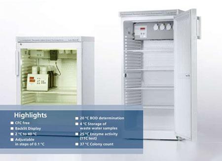 ตู้ควบคุมอุณหภูมิใช้คู่กับเครื่องวิเคราะห์ทดสอบค่าบีโอดี (BOD)