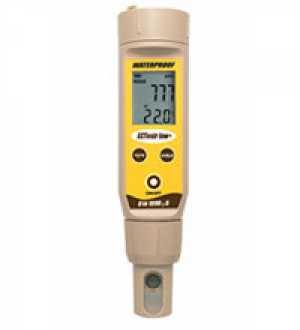 ปากกาทดสอบการนำไฟฟ้า,อณหภูมิ (EC Testr 10 Low+)