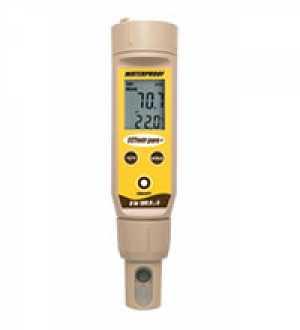 ปากกาทดสอบการนำไฟฟ้า,อณหภูมิ (EC Testr 10 Pure+)
