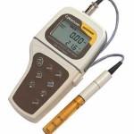 เครื่องมือวัดค่าการนำไฟฟ้า, ปริมาณสารที่ละลายทั้งหมด, อุณหภูมิ แบบมือถือ (Cyber Scan CON 410)