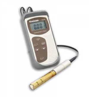เครื่องมือวัดค่าการนำไฟฟ้า, อุณหภูมิ แบบมือถือ (EcoScan CON 6)