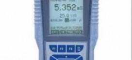 เครื่องมือวัดค่าการนำไฟฟ้า,TDS, ความเค็ม, ความต้านทานไฟฟ้า, อุณหภูมิแบบมือถือ(CyberScan COND 610)