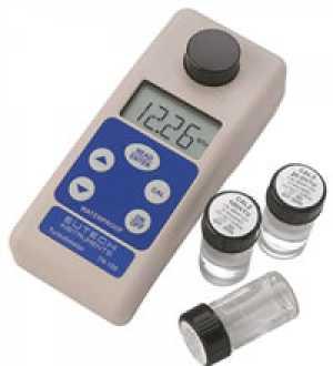 เครื่องมือวัดค่าความขุ่นแบบพกพา (Waterproof Portable TN100)