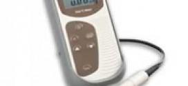 เครื่องมือวัดค่าปริมาณสารที่ละลายทั้งหมด, อุณหภูมิ แบบมือถือ (Eco Scan TDS 6)