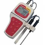 เครื่องมือวัดค่าพีเอช, ออกซิเดชั่น-รีดักชั่น, อุณหภูมิ แบบมือถือ (Cyber Scan pH 300)